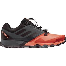 adidas TERREX Trailmaker Buty do biegania Mężczyźni czerwony/czarny